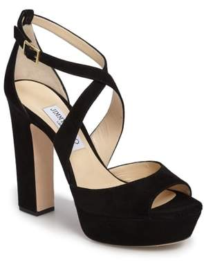 Jimmy Choo April Platform Sandal