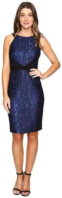 Sangria Scuba Dress Women's Dress