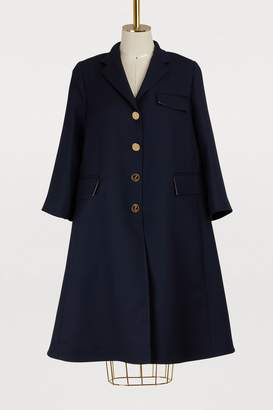 Thom Browne Wool swing coat