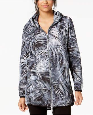 Calvin Klein Mustique Printed Packable Jacket