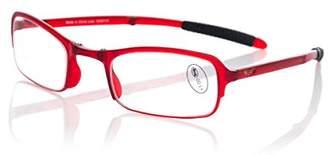 Antonio Banderas Starlite Unisex Adults' Gafas De Lectura Folding Antonio Banderas, Rojo Optical Frames