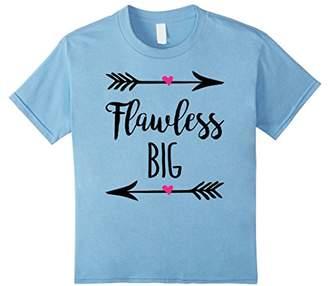 LTB Flawless Little & Big Matching Sorority T-Shirt