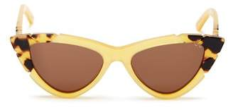 Cat Eye Pared Eyewear Women's Picollo & Grande Sunglasses, 50mm