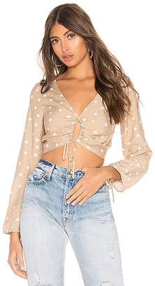 superdown Cait Crop Top