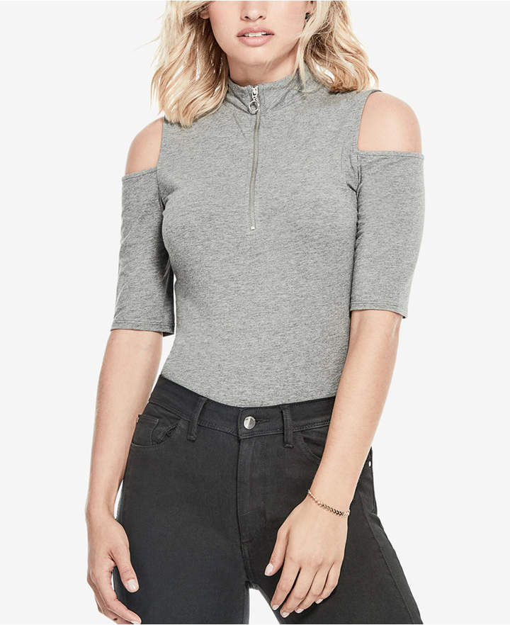 Guess Betsey Cold-Shoulder Top
