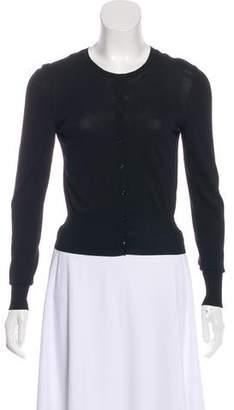 Alaia Long Sleeve Knit Cardigan w/ Tags
