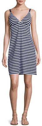 Tommy Bahama Breton Stripe Spa Dress $118 thestylecure.com