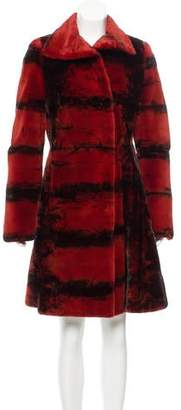 J. Mendel Sheared Mink Coat