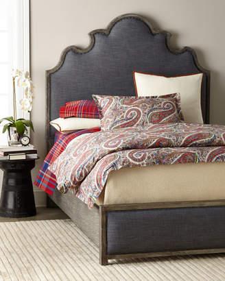 Hooker Furniture Julian Upholstered Queen Bed