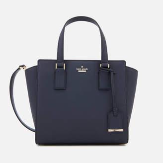 Kate Spade Women's Small Hayden Satchel - Blazer Blue