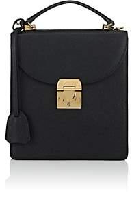 Mark Cross Women's Uptown Leather Crossbody Bag - Black
