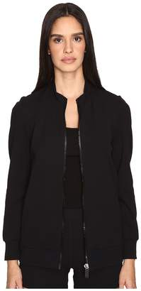 NO KA 'OI NO KA'OI Niho Top Women's Coat