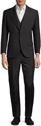 Brioni Men's Pinstriped Suit