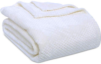 Berkshire Shimmersoft Textured Honeycomb Bed Blankets