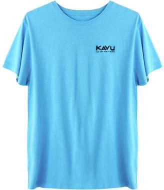 Kavu Klear Above Etch Art T-Shirt - Men's