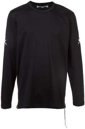 Mastermind Japan skull print sweatshirt