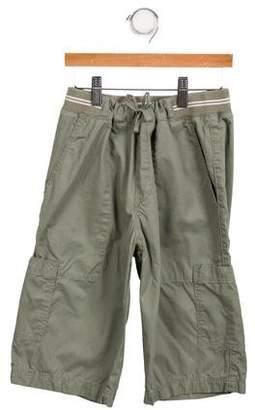 Lacoste Boys' Five Pocket Cargo Shorts