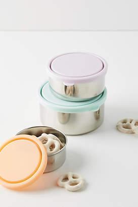 Ever Eco Round Nesting Container Set