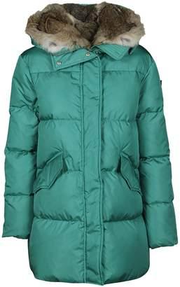 Lempelius Fur Hood Padded Jacket