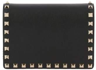 Valentino Garavani Mini Bag Rockstud Spike Mini Bag With Thin Chain Shoulder Strap
