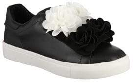 Mia Primrose Faux Leather Sneakers