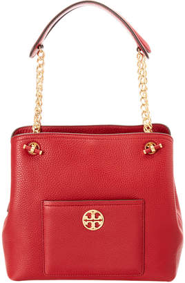 a1b64008fc69b Tory Burch Chelsea Small Slouchy Leather Tote