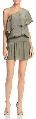 Ramy Brook Emilia One-Shoulder Dress