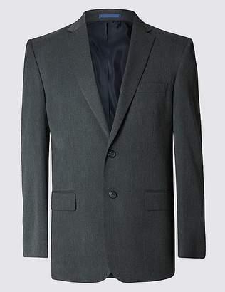 Marks and Spencer Grey Regular Fit Jacket