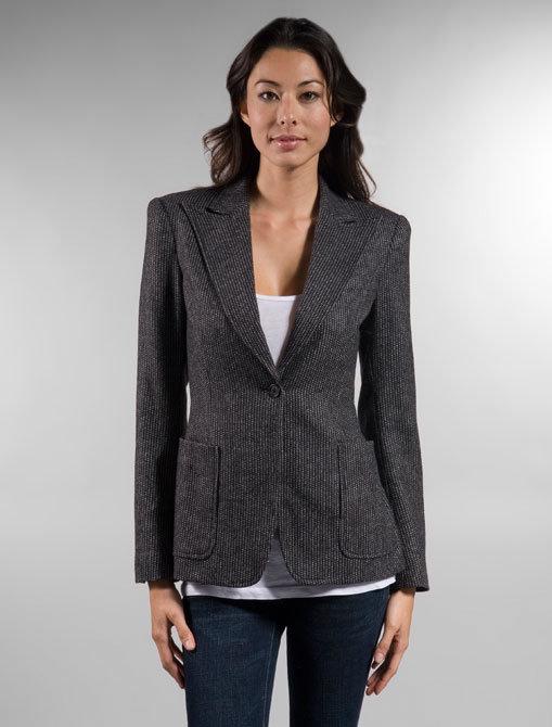 Harmon Wide Lapel Jacket