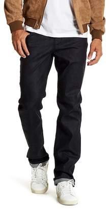 Hudson Byron Slim Straight Leg Jeans (Bounty)