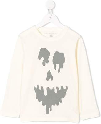 Stella McCartney ghost print long sleeve T-shirt