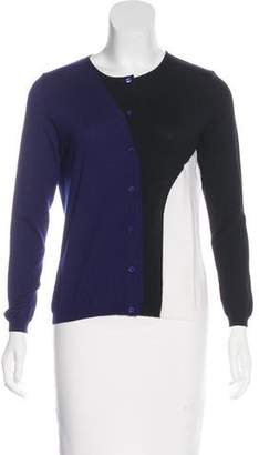 Christian Dior Wool Knit Cardigan