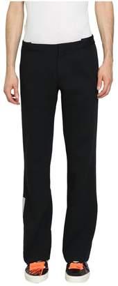Off-White Wide Leg Pants