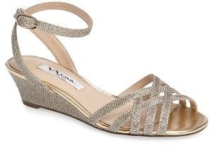 Women's Nina Faria Ankle Strap Sandal $78.95 thestylecure.com