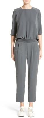 Women's Armani Collezioni Two-Piece Tech Cady Jumpsuit $925 thestylecure.com