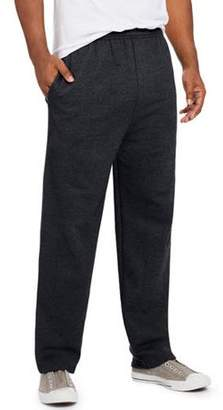 Hanes Big Men's EcoSmart Fleece Sweatpant with Pocket