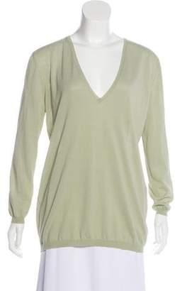 Stella McCartney Knit V-Neck Sweater