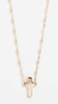 Lana Mini Cross On Blake Chain Necklace
