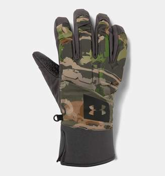 Under Armour Men's Mid Season Hunt Gloves