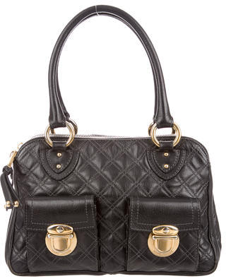 Marc Jacobs Marc Jacobs Quilted Blake Bag