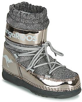 KangaROOS K-MOON women's Snow boots in Grey