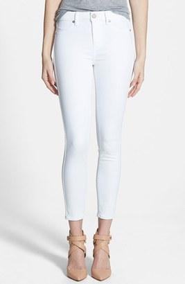 Women's Paige Denim Hoxton High Waist Skinny Jeans $189 thestylecure.com