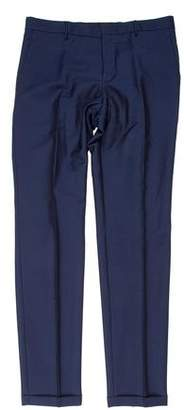 Incotex Twill Flat Front Pants w/ Tags