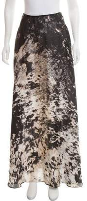 Just Cavalli Printed Maxi Skirt