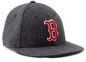 Todd Snyder + New Era Boston Red Sox Charcoal Herringbone Hat db214067e27
