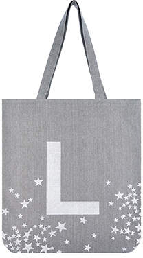 Monsoon Letter Fold Up Star Shopper