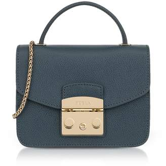 Furla Metropolis Mini Top Handle Crossbody Bag