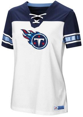 Majestic Women's Tennessee Titans Draft Me T-Shirt 2018