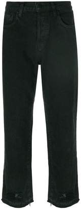 J Brand cropped trousers