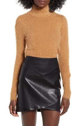 Vero Moda Poilu Eyelash Sweater